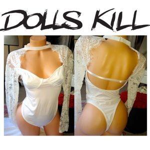 Dolls kill bodysuit